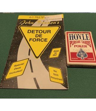 Used Detour De Force by John Bannon