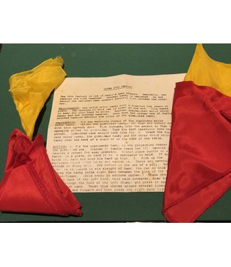 Used Ultra 20th Century Silks