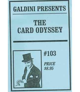The Card Odyssey by Galdini M10