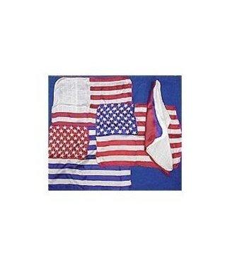 Mismade Flag - 6 Silk Set by Royal Magic