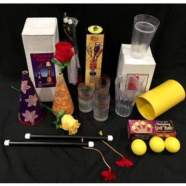 Ronjo Stage Magic Kit - 6 Tricks