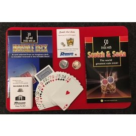 Ronjo Pro Teen Magic Kit - Perform 80 Tricks