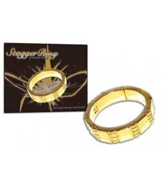 Stagger Ring - Himber Ring by Magic Makers M10