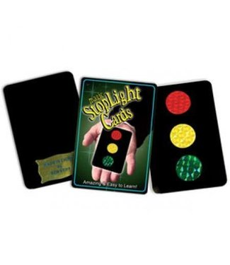 Magic Stop Light Cards by Magic Makers (M12)