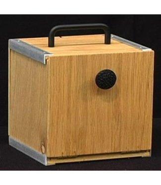 Wood Clatter Box, Deluxe by Daytona Magic