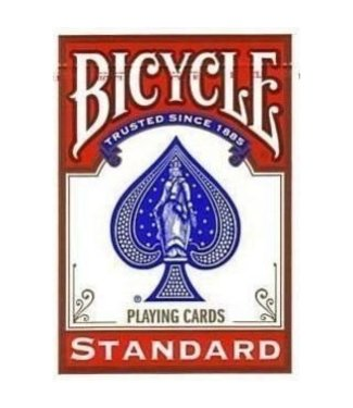 Professionally Marked Deck Bic Cards, Red by Daytona Magic(M10)