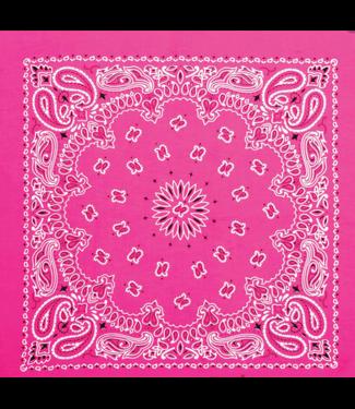 Pink Bandana, Cotton
