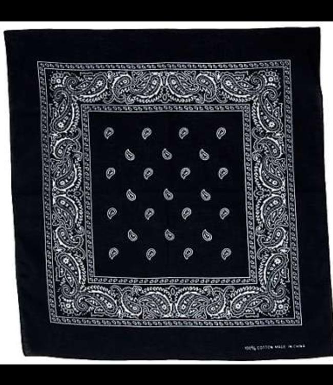 Black Bandana, Cotton