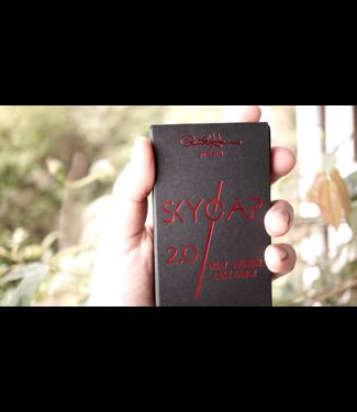 Paul Harris Presents Skycap 2.0, White by Uday Jadugar and Luke Dancy