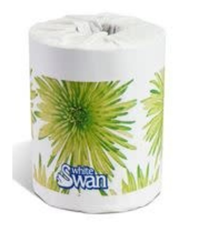 White Swan Toilet Paper 2 Ply 325 Sheets by Krueger