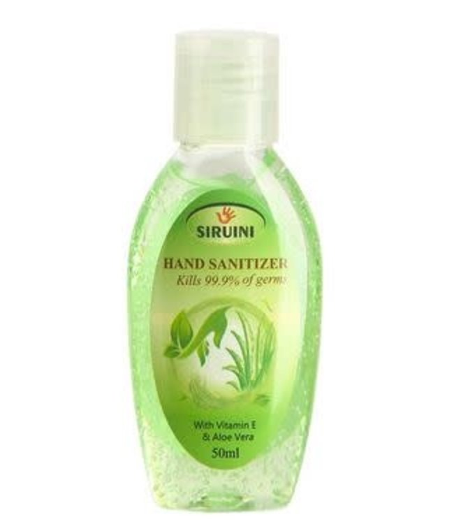 Hand Sanitizer 50ml 1.69oz by Siruini
