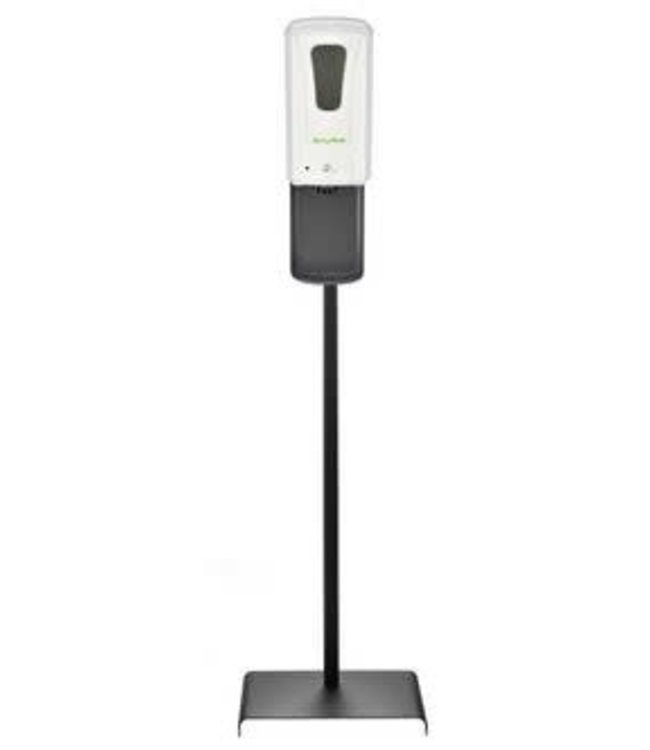 Sanitizer Sensor Dispenser, Floor Stand