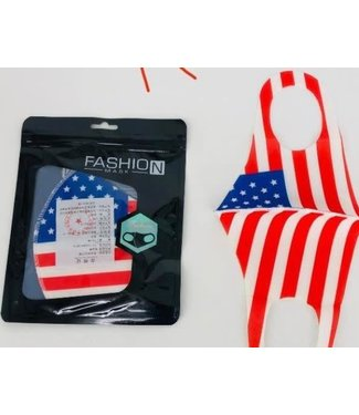 Face Mask American Flag