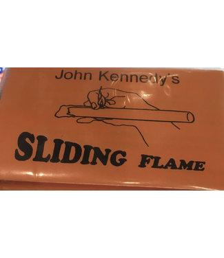 Vintage John Kennedys Sliding Flame M10