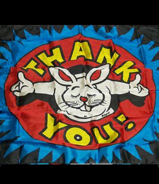 Silk Thank You16x16  by Mr. Magic M10