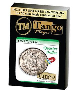 Steel Core Coin US Quarter Dollar D0030 by Tango