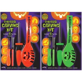 Fun World Colossal Carving Kit (Assorted Colors) (/524)