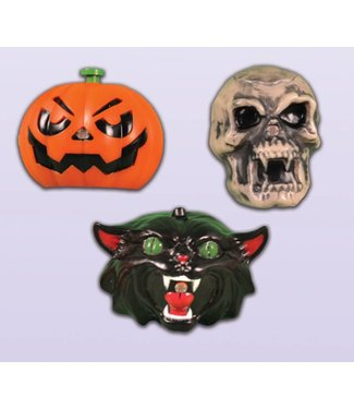 Fun World Hidden Screamer - Black Cat