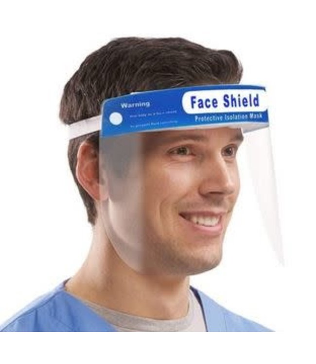 Face Mask Protection Safety Face Shield