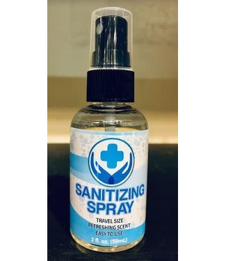 Fox Tail Disto Sanitizing Spray by Fox Tail Distribution