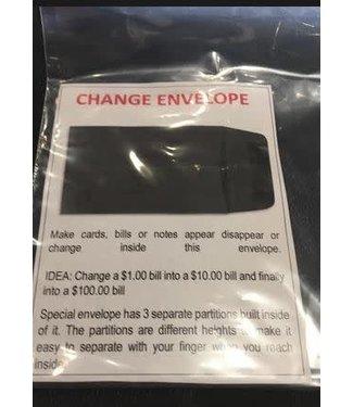 Change Envelope M10