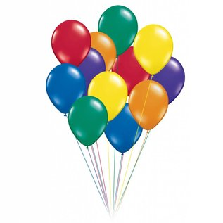 Qualatex Balloons Latex Dozen