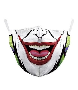 Face Mask Joker Cotton, Washable/Reusable SL