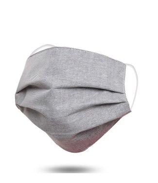 Face Mask Gray, Washable/Reusable SL- 7