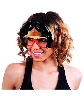 Sun-Staches Sunglasses Wonder Woman Sunstaches