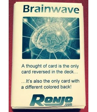 Ronjo Brainwave Deck - Aviator (/1014)