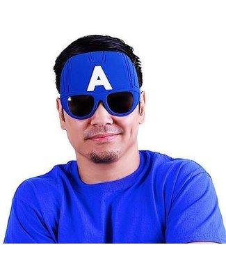 Sun-Staches Sunglasses Captain America Sunstaches
