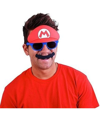 Sun-Staches Sunglasses Super Mario Brothers Mario Sunstaches