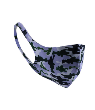 Face Mask Camouflage Light Polyester