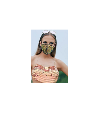 Face Mask Reversible Sequin Deluxe-14