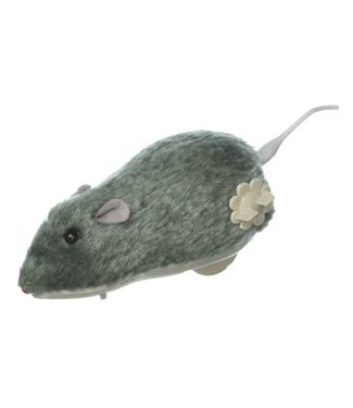 Forum Novelties Wind Up Running Mouse/Rat