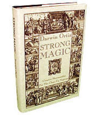 Strong Magic by Darwin Ortiz 1st Ed