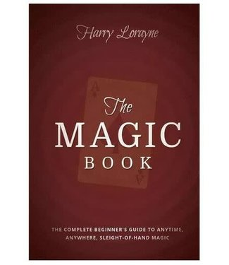 The Magic Book 2nd Edition, Soft Cover by Harry Lorayne
