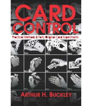 Card Control by Arthur H. Buckley Houdini Publishing
