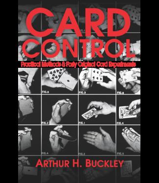 Card Control by Arthur H. Buckley Houdini Publishing