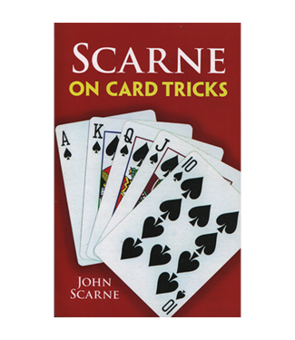 Scarne On Card Tricks by John Scarne - Dover