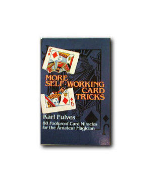 More Self-Working Card Tricks by Karl Fulves