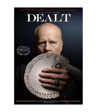 DVD Movie Richard Turner in Dealt by  Luke Korem