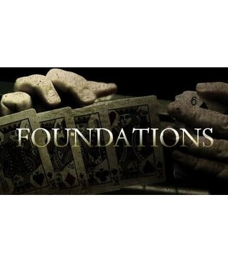 Pre-Viewed DVD Foundations  by Jason England