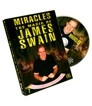 Pre-Viewed DVD Miracles - The Magic of James Swain Vol. 2