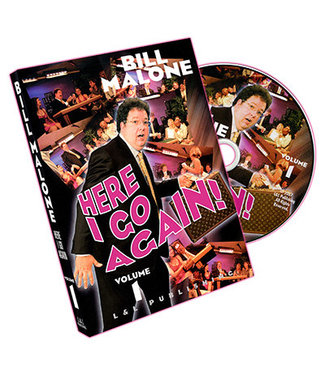 Pre-Viewed DVD Here I Go Again - Volume 1 by Bill Malone