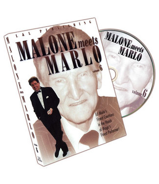 Pre-Viewed DVD Malone Meets Marlo #6 by Bill Malone