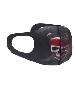 Face Mask Pirate Design, Assorted Designs- 14