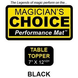 Ronjo Performance Mat Table Topper, Black