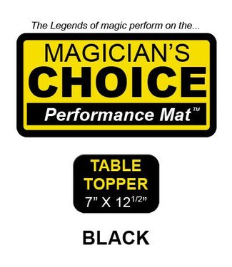 Ronjo Performance Mat Table Topper, Black