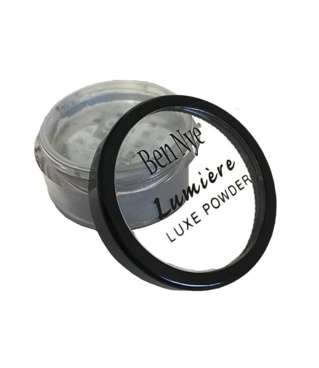 Ben Nye Lumiere Luxe Powder - Silver .21oz/6gm